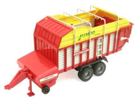 Pöttinger Jumbo 6600 Profiline Ladewagen Spielzeug