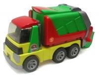 Spielzeug Wagen Mülllastwagen