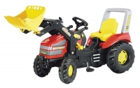 X-Trac mit Frontlader Rolly Toys Spielzeug