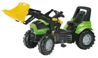 Deutz Agroton Lader Spielzeug Rolly Toys