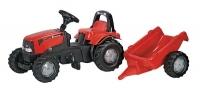 rollyKid Case CVX 1170 mit Anhänger Spielzeug