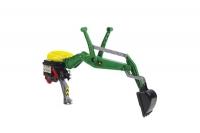 John Deere Heckbagger Spielzeug