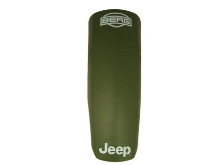 Frontspoiler Jeep Adv. grün