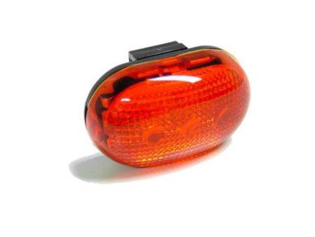 LED Licht rot Berg Toys