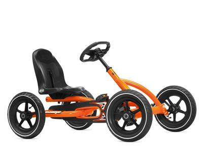 BERG Buddy Orange Berg Toys Go Kart Tretfahrzeug