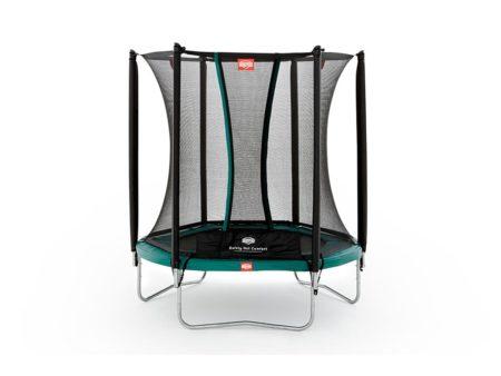 BERG Talent 180 + Safety Net Comfort Trampolin