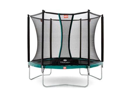 BERG Talent 240 + Safety Net Comfort Trampolin