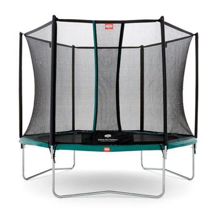 BERG Talent 300 + Safety Net Comfort Trampolin