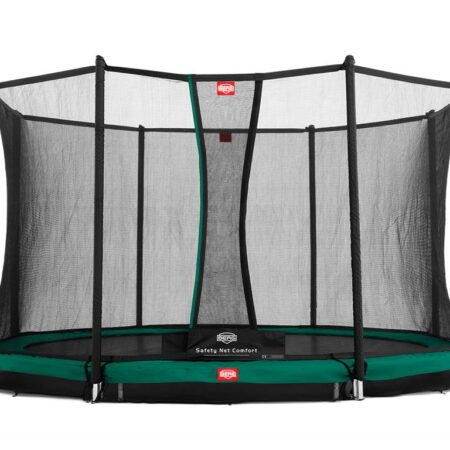 BERG InGround Champion 430 + Safety Net Comfort (InGr) 430