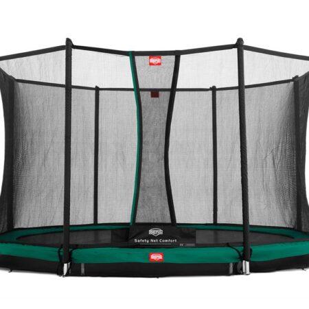 BERG InGround Champion 430 + Safety Net Comfort (InGr) 430