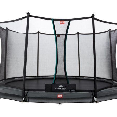 BERG InGround Champion Grey 430 + Safety Net Comfort