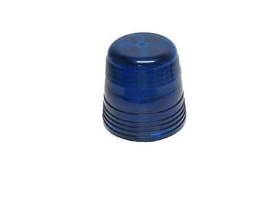 Blaues Gehäuse für Rundumlicht Berg Toys Lampe