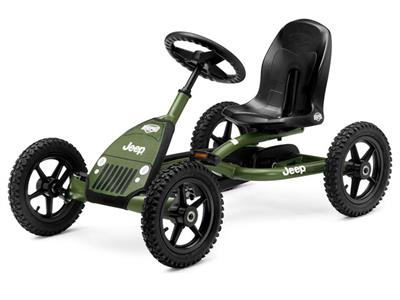 Jeep Junior Pedal-Gokart