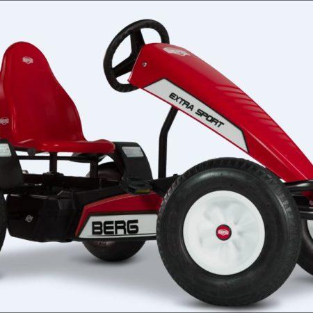 Berg Extra BFR Extra Sport rot !!! AKTIONSMODELL !!!