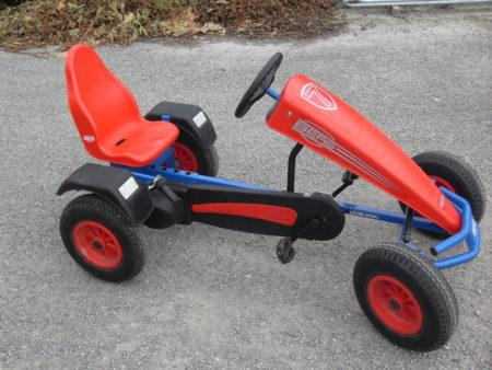 Berg Extra BFR 3 Sport blau/rot Gebrauchtfahrzeug