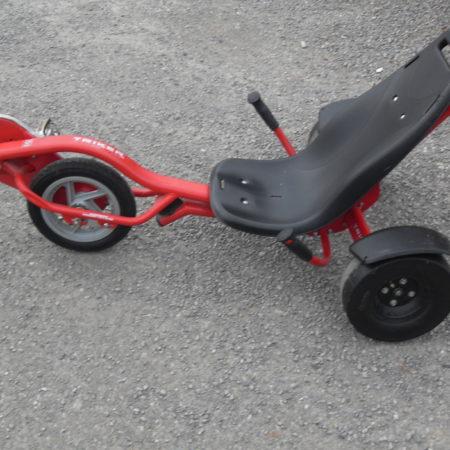 EXIT Triker Pro 100 red Gebrauchtfahrzeug