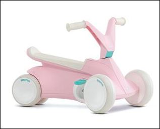 GoKart Tretfahrzeug Berg Toys Go2 Traxx Outdoor Spielzeug Spaß kleine Kinder große Kinder E- Antrieb Safari XPlore Traktor 3 Gang Schaltung Handbremse Bremsfreilauf