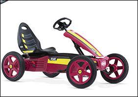 Rally GoKart Tretfahrzeug Berg Toys Go2 Traxx Outdoor Spielzeug Spaß kleine Kinder große Kinder E- Antrieb Safari XPlore Traktor 3 Gang Schaltung Handbremse Bremsfreilauf