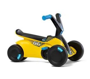 GoKart GoKart Tretfahrzeug Berg Toys Go2 Traxx Outdoor Spielzeug Spaß kleine Kinder große Kinder E- Antrieb Safari XPlore Traktor